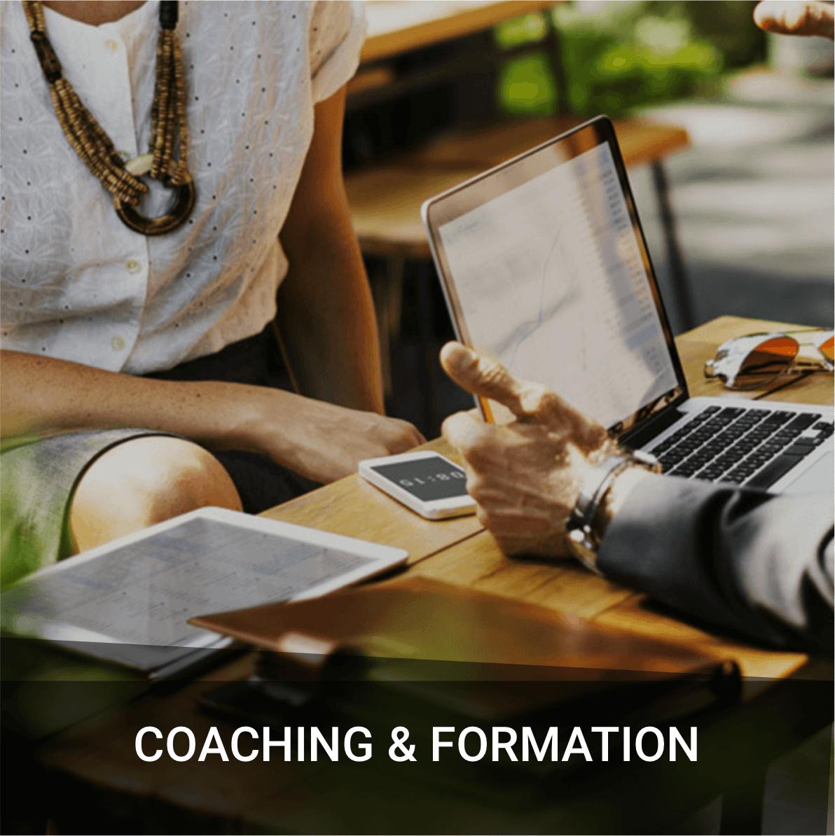 Image représentant les réalisations de coaching & formation