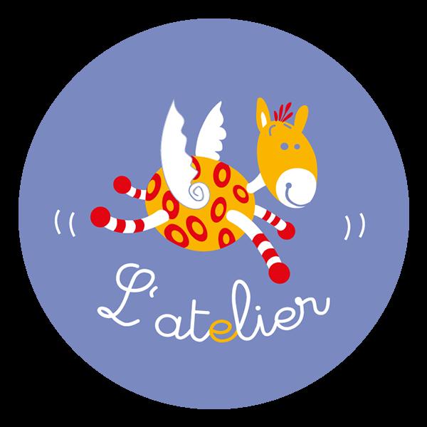 Logo de L'atelier jouet