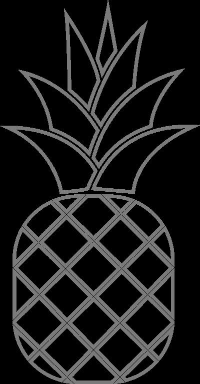 Picto ananas